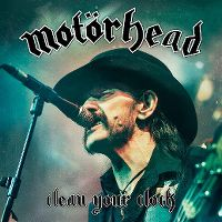 Cover Motörhead - Clean Your Clock [DVD]